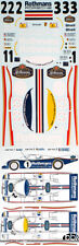 1/24 PORSCHE 956 ROTHMANS LE MANS 1983 DECAL for TAMIYA ICKX MASS BELL