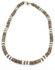 New Classic Coco Bead Shell Surfer Beach Hawaiian Necklace #N2092