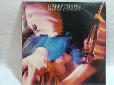 """Harry Chapin """"Greatest Stories Live"""":Elektra 6003 Stereo 1976 Two LP Set VG+"""