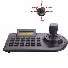 3D Pan/Tilt PTZ Zoom Controller Joystick Keyboard RS-485 for CCTV Camera DVR