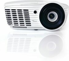 Optoma HD161X 1080p 3D DLP Home Theater Projector (Manufacturer Refurbished)