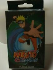 *NEW & SEALED!* Naruto Shippuden Playing Cards *52 Card Art*