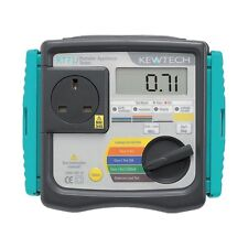 Kewtech KT71 Mains Powered PAT Tester with Auto Test Sequences