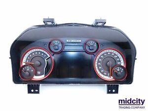 14-18 MOPAR Ram Evic Rebel Red 7 Speedometer Instrument Gauge Cluster 120Mph OEM