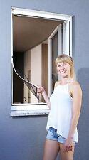 Schellenberg Insektenschutz Fenster Magnetic Fliegengitter Magnetrahmen 120x120