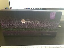 Hot Smoothing System Digital FabFitFun Heated hair Brush Boysenberry Violette