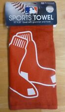 WinCraft  McARTHUR Boston Red Sox 15'' x 25'' Sports Golf Towel - Red White MLB
