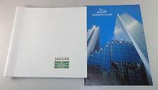 Prospectus jaguar xj6 xj40 Sovereign/Daimler Stand 1986