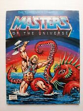 Motu-mini comic.The Vengeance of Skeketor- 1981.Masters of the Universe.GER/ITAL