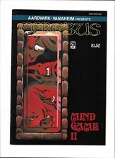 CEREBUS THE AARDVARK #28 [1981 VG+] 'MIND GAME II'