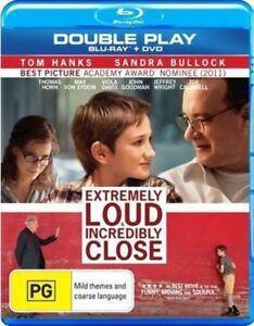 Extremely Loud & Incredibly Close (Blu-ray Only, 2012)