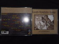 COFFRET 3 CD LIVING COUNTRY BLUES / AN ANTHOLOGY / RARE /