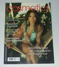 Cosmetics magazine JENNIFER LOPEZ May / June 2008 ADs photos Tom Brady