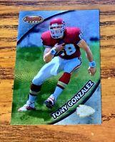 1997 Bowmans Best #101 Tony Gonzalez RC - Chiefs