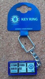 Chelsea FC Stadium Spinner Keyring (Official Merchandise) - FREE POSTAGE!
