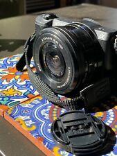Sony Alpha A5100 24.3MP Digital SLR Camera - Black (Kit with E-PZ-OSS 16-50mm...