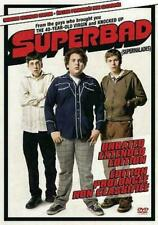 Superbad (DVD, 2007, Canadian; Unrated; Extended Edition)