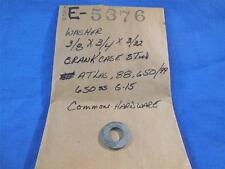 Norton E5376 NOS Washer 3/8 X 3/4 X 3/32  N516