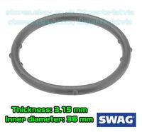 Coolant Flange O-ring Gasket Seal Audi VW Seat Skoda VAG 32918766