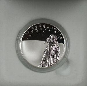1999 Israel 1 Sheqel Biblical Art Abraham Commem Silver Proof Coin w Case & COA