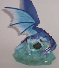 Land Of The Dragons - Tudor Mint - Small Ice Dragon - Like New with Box
