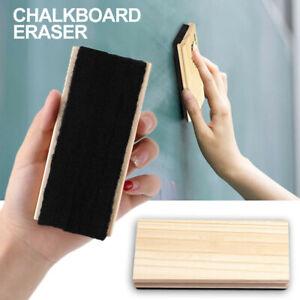 Blackboard Whiteboard Eraser Rubber Chalkboard Cleaner Duster School Supply UK