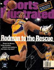 Dennis Rodman Original Sports Autographed Items  b0f655aca