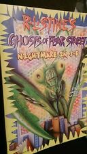 Ghosts of Fear Street Nightmare in 3-D by R. L. Stine