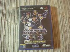 PLAYSTATION 2 PS2 VIRTUA COP ELITE EDITION JUEGO PISTOLA SEGA NUEVO Y PRECINTADO