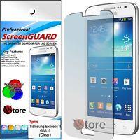 3 Pellicola Per Samsung Galaxy Express 2 II G3815 Proteggi Salva Schermo Display
