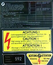 Adesivi BMW R80 GS vari 1985 - adesivi/adhesives/stickers/decal