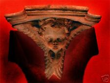 Angel-Eros-Cupid Bracket art stone sculpture wall home decor sconces church