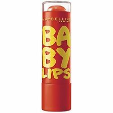 Maybelline Baby Lips 8 Hour Moisture Lip Balm - Orange Burst