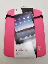 iPad Pink Neoprene Soft Tablet Sleeve Case Bag for iPad