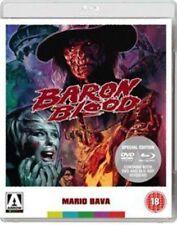 Baron Blood 5027035009452 Blu-ray Region B