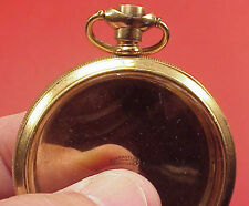 Pocket Watch Case Pendant Straighten Removal Easy Way Low Cost Information Only