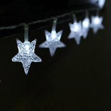 20x del scintillant étoile Lampe Conte De Fée à piles chambre