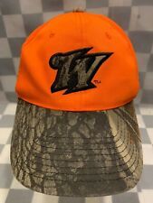 WINCHESTER Fire Arms Guns Hunting Orange Camouflage Adjustable Adult Cap Hat