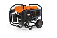 Generac 7678 - GP3600 3,600 Watt Portable Generator | 4500 Surge W., 50-ST/CARB