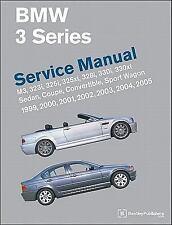 Bmw 3 Series (e46) Service Manual: 1999, 2000, 2001, 2002, 2003, 2004, 2005: ...