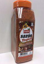 1.75lbs-Bottle-Sazon/Tropical/con/culantro y Achiote/para/Arroz/Guiso/Sopa/Color
