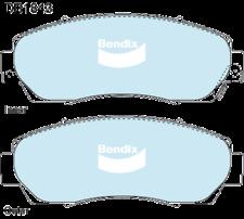 Brake Disc Pad Set Front Bendix DB1843 GCT For HONDA CR-V 2.4L 1.6L 2L 2.2L  2.4