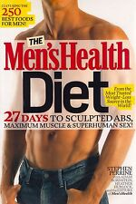 The Men's Health Diet by Stephen Perrine BRAND NEW BOOK (Paperback 2013)