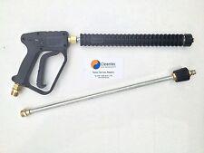 Interpump TX12-100 Type Pressure Washer Replacement Trigger Gun Adjustable Lance