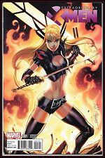 EXTRAORDINARY X-MEN #1 J SCOTT CAMPBELL 1:25 MAGICK VARIANT UNCANNY MARVEL NM