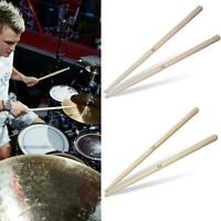 Drum Sticks 5A 7A  Drumsticks Maple High Quality Wood Premium Percussion Fe Top