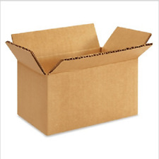 10 5x3x2 Cardboard Paper Boxes Mailing Packing Shipping Box Corrugated Carton