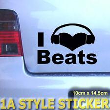 I Love beats auriculares hip-hop soul discos de vinilo techno I Love música CD DVD