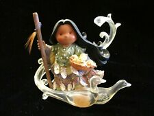 Rare 1999 Vintage Friends Of The Feather Spirit of Dependability Figurine Enesco