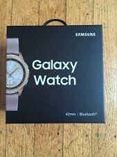 Samsung Galaxy Watch SM-R810 42mm Rose Gold (Bluetooth) Smartwatch